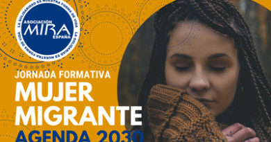 Mujer migrante Agenda 2030