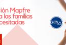 Fundación MAPFRE Apoya a las familias más necesitadas.