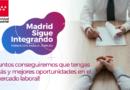 Madrid Sigue Integrando – MSI